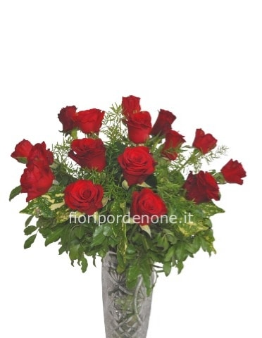 Bouquet di  9 rose rosse